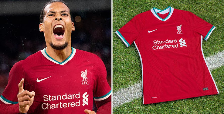 Nike Liverpool 20 21 Home Kit Released Now Available At Independent Retailers With Discount Footy Headlines