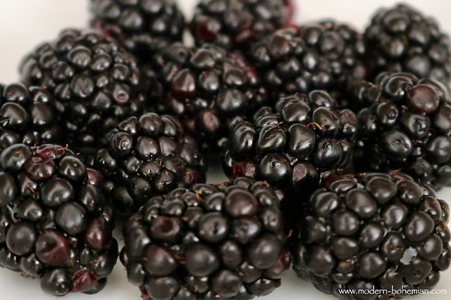 Blackberries Cause Acne