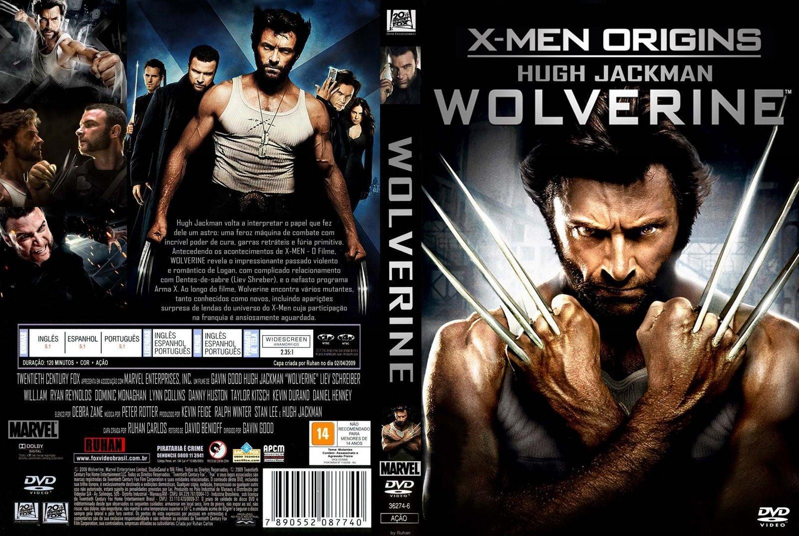 filme x-men origens wolverine dublado avi