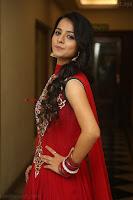 Mahima in super cute Red Sleeveless ~  Exclusive 71.JPG