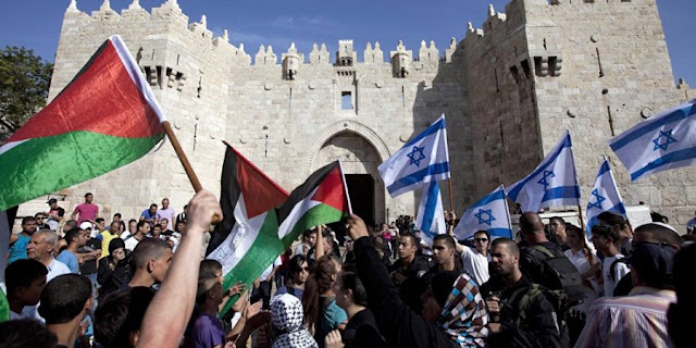 Zechariah 12 Scenario Unfolds: World Votes To Divide Jerusalem