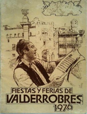 Fiestas y ferias de Valderrobres, 1976