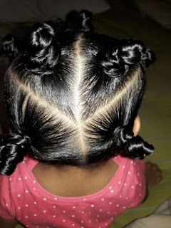 Toddler Bantu Knots, curly babies, baby haistyles, natural hair,Toddler Hairstyles