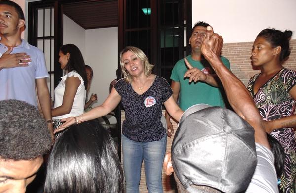 Em Riachuelo, Cândida Leite é reeleita com 56,75% dos votos