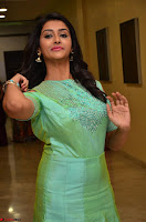 Pooja Jhaveri in Beautiful Green Dress at Kalamandir Foundation 7th anniversary Celebrations ~  Actress Galleries 062.JPG