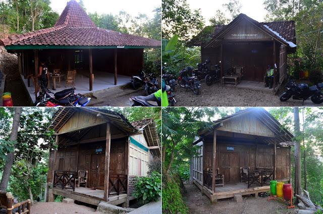 Homestay & Joglo Pertemuan disewakan di Wisata Kalibiru Kulon Progo Yogyakarta | © JelajahSuwanto
