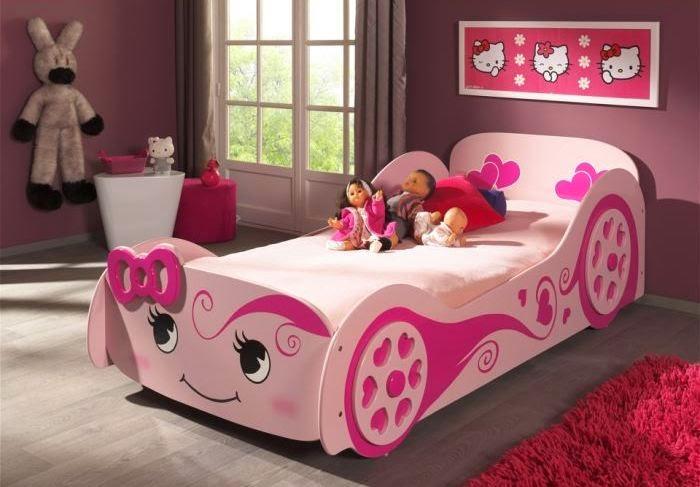 lit voiture fille pas cher excellent lit cerisier florence with lit voiture fille pas cher. Black Bedroom Furniture Sets. Home Design Ideas