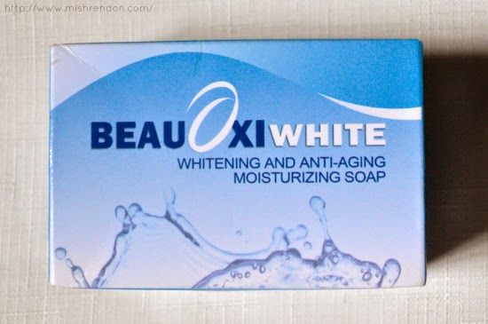 Beauoxiwhite Whitening and Antiaging Moisturizing Soap Magic Potions