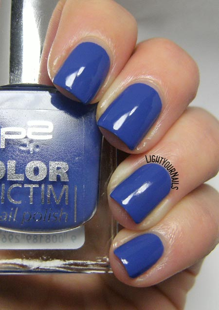 Smalto P2 Color Victim 628 High Five nail polish