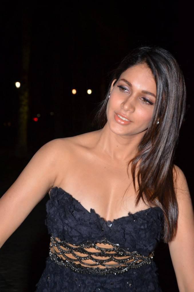 Lavanya Tripathi At 64th Jio Filmfare Awards 2017 Stills