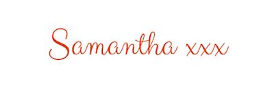 Samantha @ Fakefabulous.com