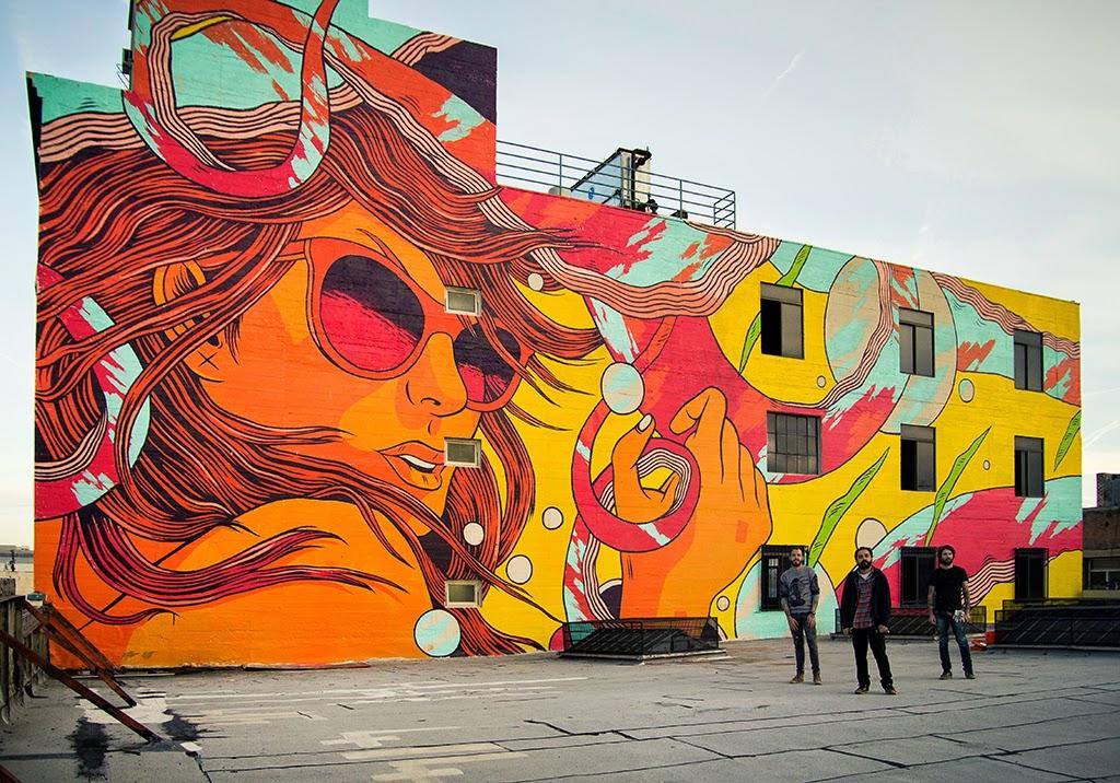 Awesome Graffiti Street Art Wallpapers 4k Hd Wall Mural Arts