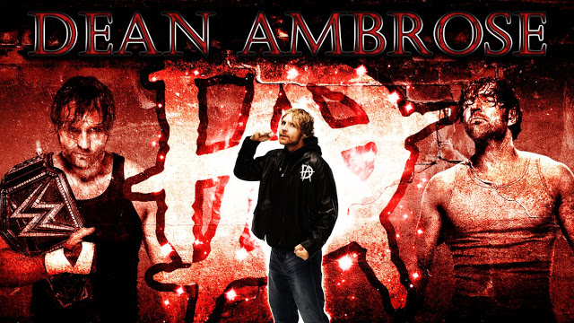 Hd Pictures Dean Ambrose Wallpaper