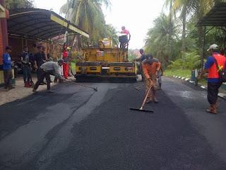 Pekerjaan Pengaspalan Jalan Raya, Pengaspalan Jalan Raya, Jasa Pengaspalan Jalan Raya