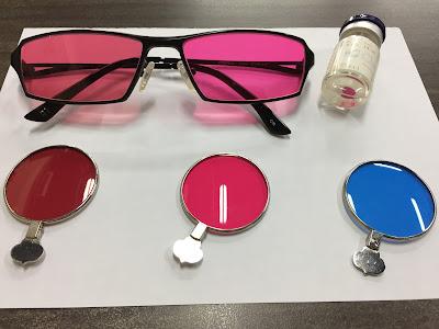 Kacamata dan contact lens untuk masalah buta warna