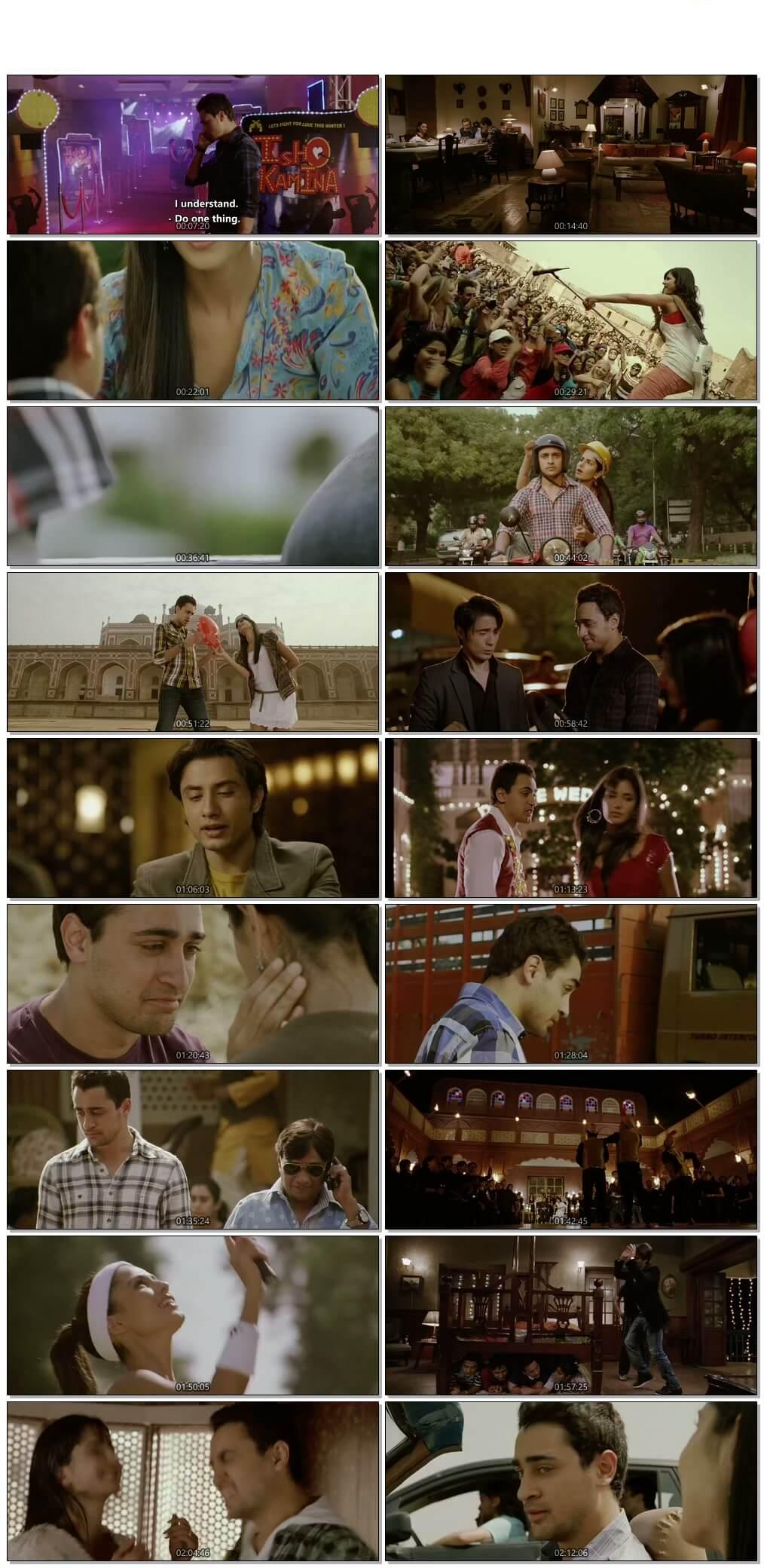 Screen Shot Of Mere Brother Ki Dulhan  2011 Full Movie Free Download HD 720P Watch Online