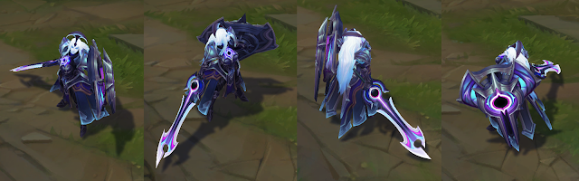 Surrender At 20 Eclipse Leona Coven Skins Chroma Now Available