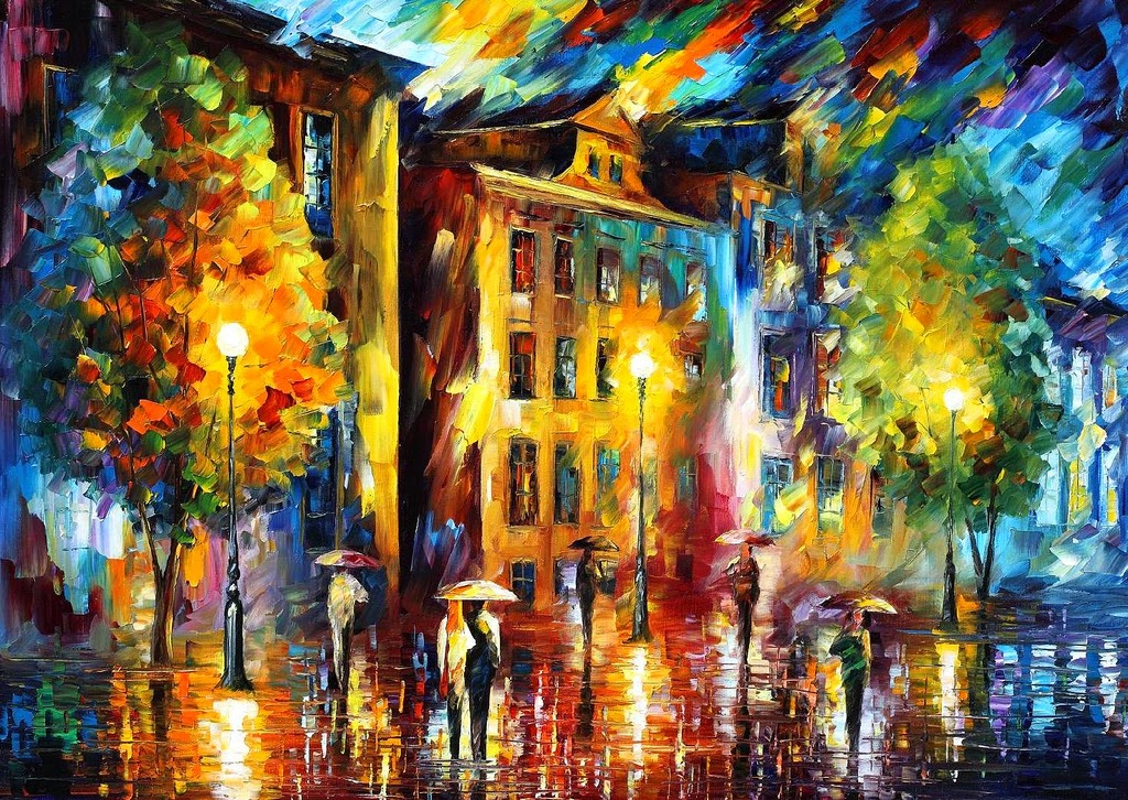 14-Leonid-Afremov-Expression-of-Love-for-the-Art-Of-Painting-www-designstack-co