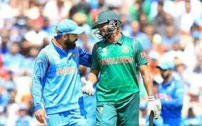 ভারতীয় ক্রিকেটারদের সাথে আমাদের সম্পর্ক বন্ধুত্বপূর্ণ : মাশরাফি