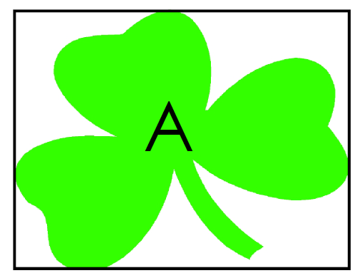 S is for St. Patrick's Day and Shamrocks