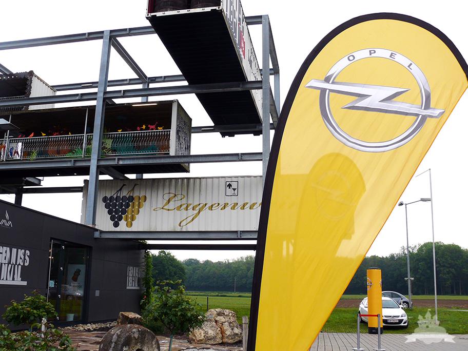 Genussregal Steiermark mit Opel