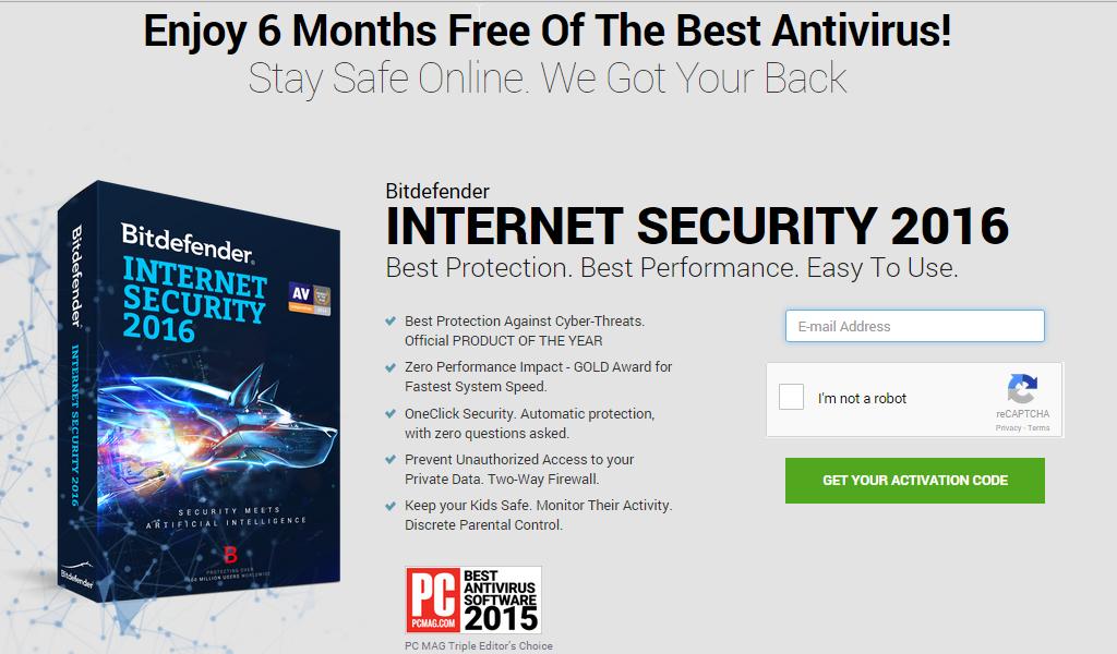 Bitdefender Mobile Security 6 Months