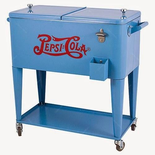 Cooler da refrigeração da Pepsi