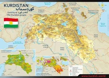 التسلسل الزمني للثورات الكردية