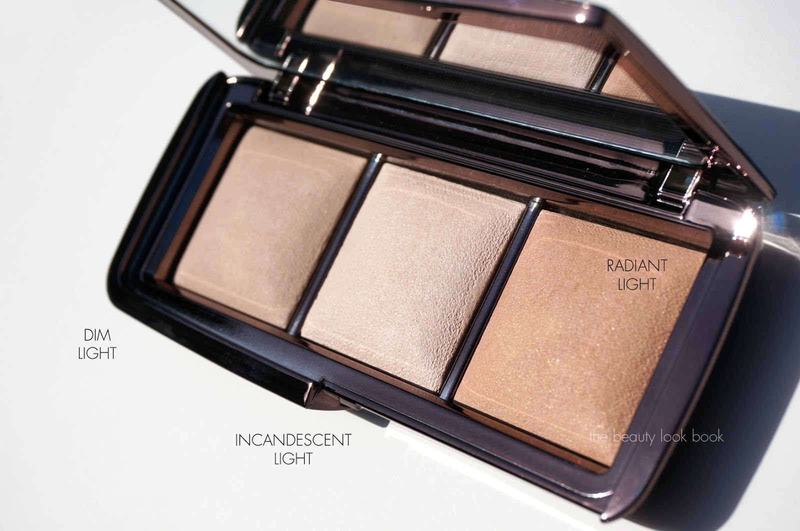 Hourgl Ambient Lighting Palette The Beauty Look Book