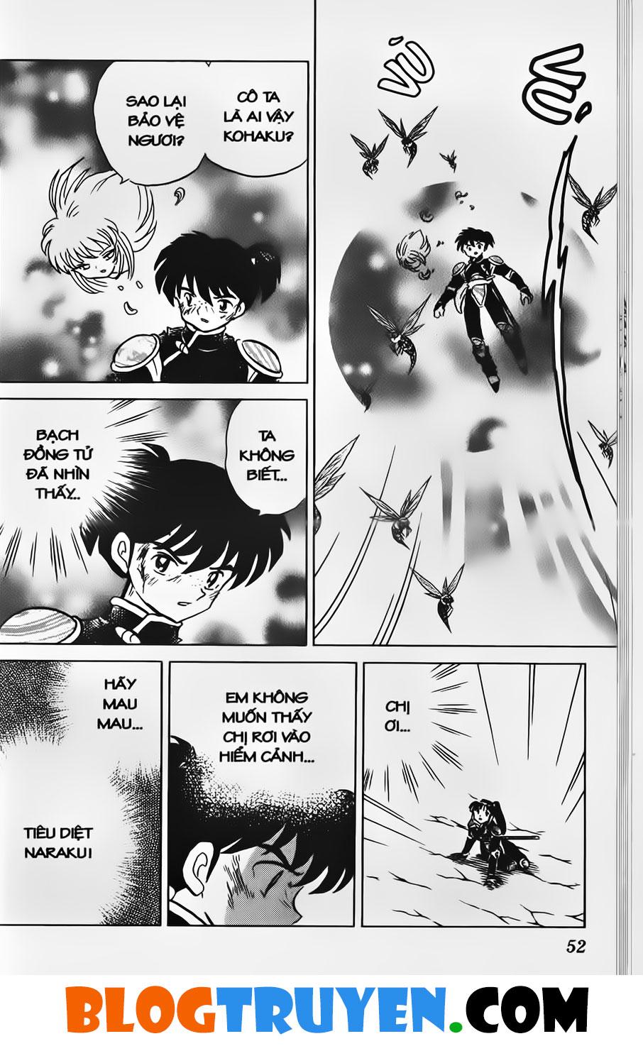 Inuyasha vol 34.3 trang 13