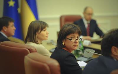 Наталія Яресько погодилася очолити уряд технократів за умови, що людей в команду пропонує вона