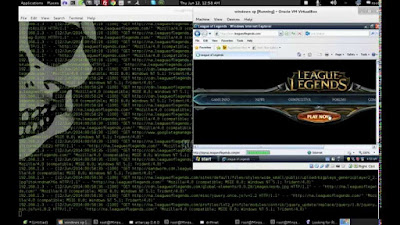 how to spy using kali linux