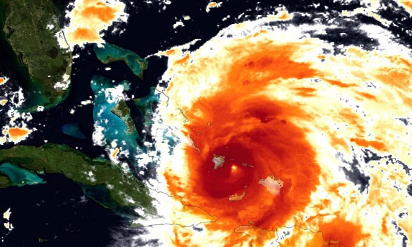 Are You Prepared for Hurricane Irene?