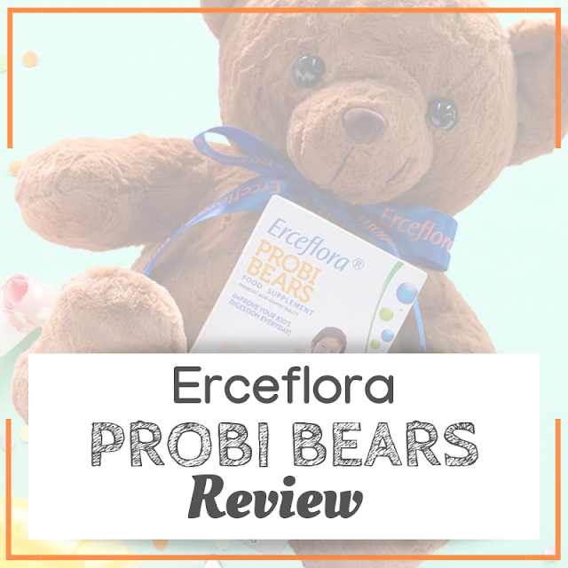 Erceflora Probi Bears Food Supplement Review