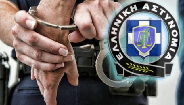 Δυο συλλήψεις στο Άργος για ναρκωτικά και κλοπή
