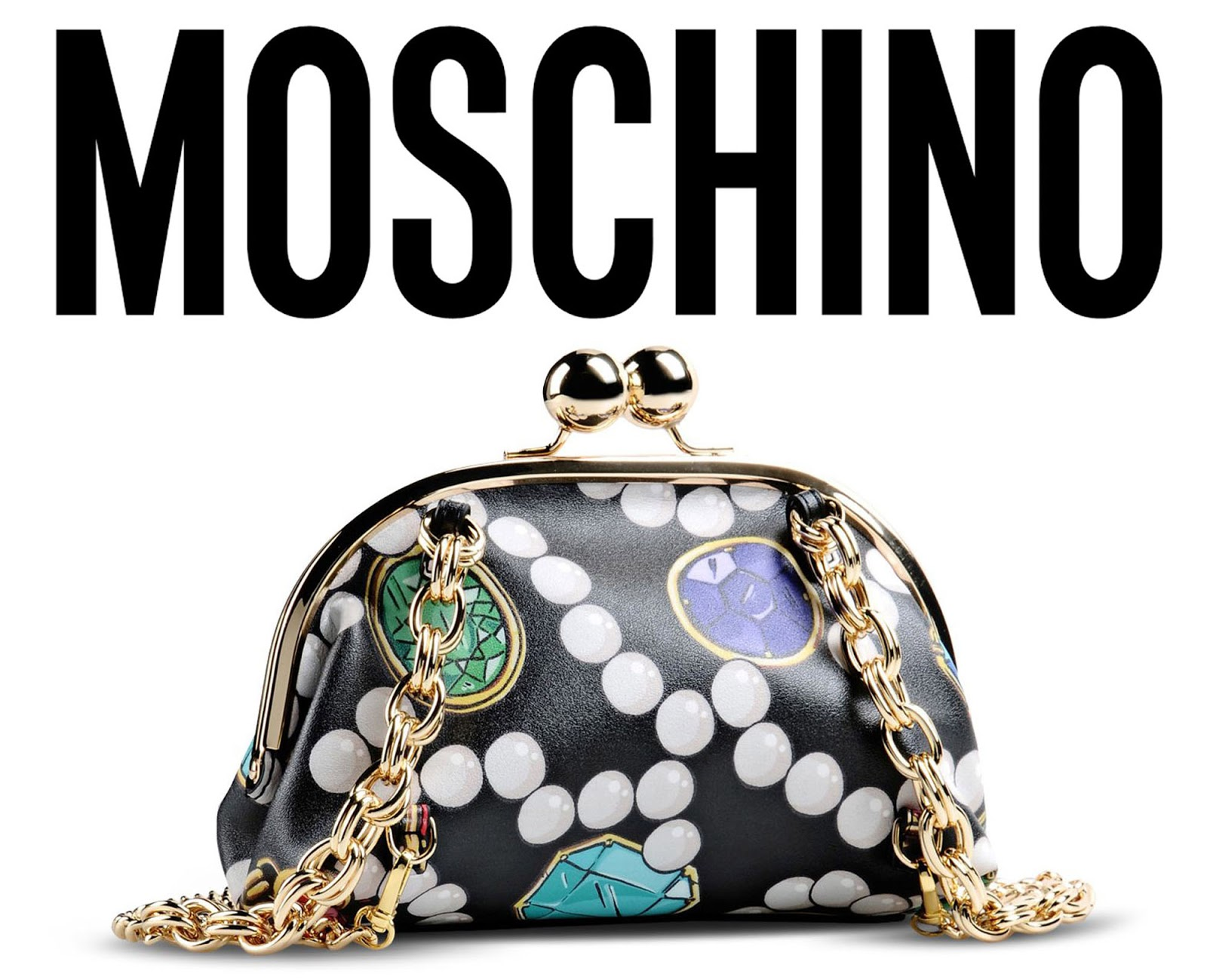Eniwhere Fashion - Caspule Collection - Moschino