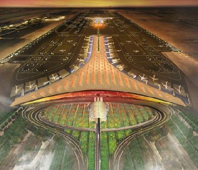 World's Biggest Airport