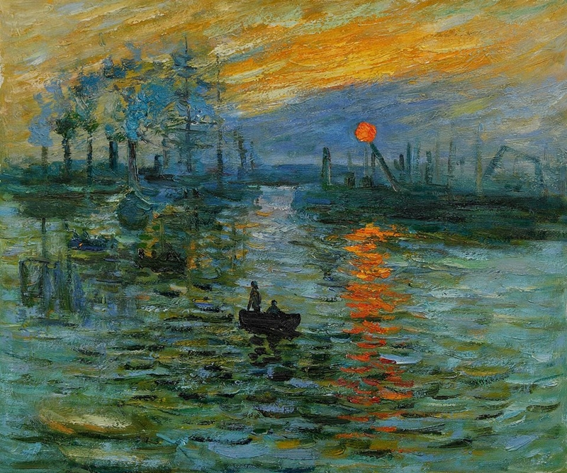Claude Monet 1840-1926 - French Impressionist painter