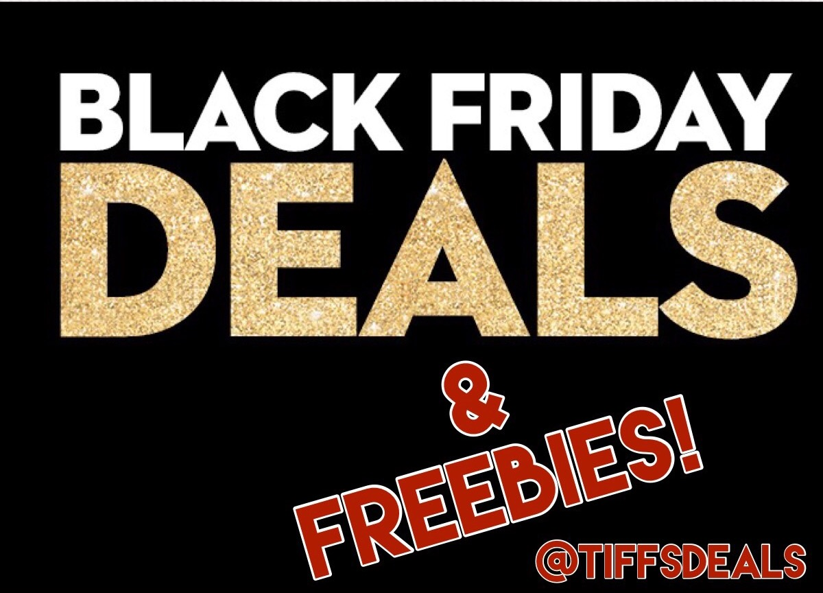 tiff 39 s deals nola and national savings thanksgiving day black friday freebies 2017. Black Bedroom Furniture Sets. Home Design Ideas