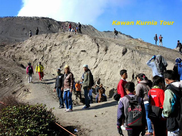 midnight tour bromo