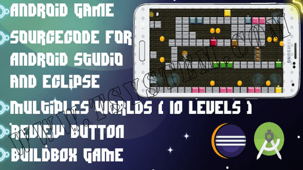 download CodeCanyon - Smart Boy : Android Game-multiple worlds-easy to reskin