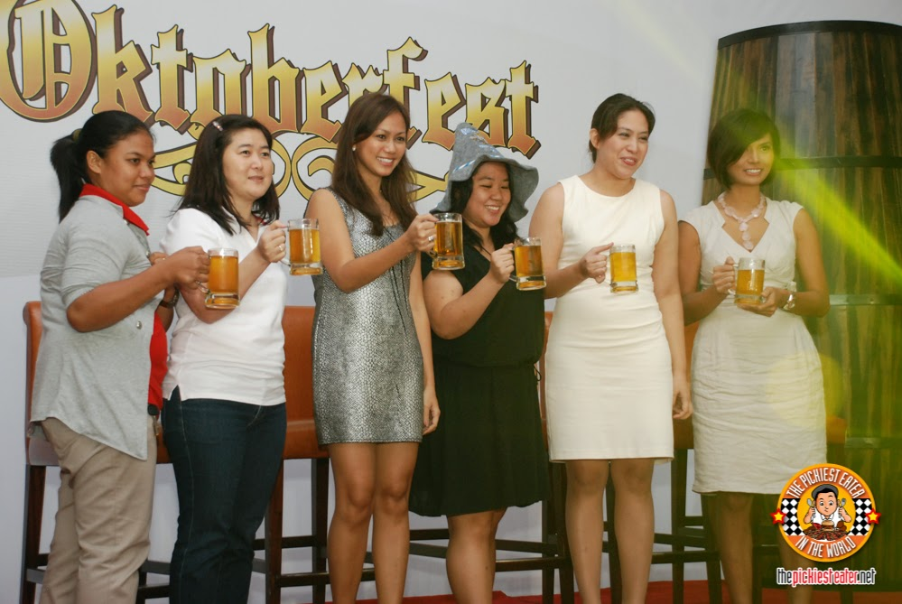 beer drinking contest
