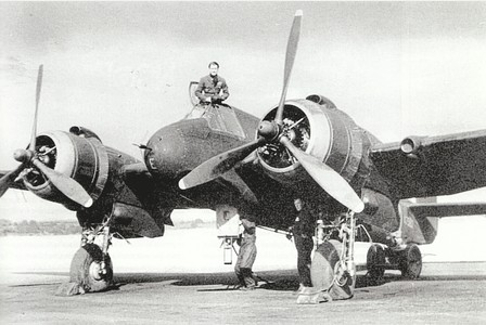 30 October 1940 worldwartwo.filminspector.com Beaufighter Mk. 1 Redhill Airfield
