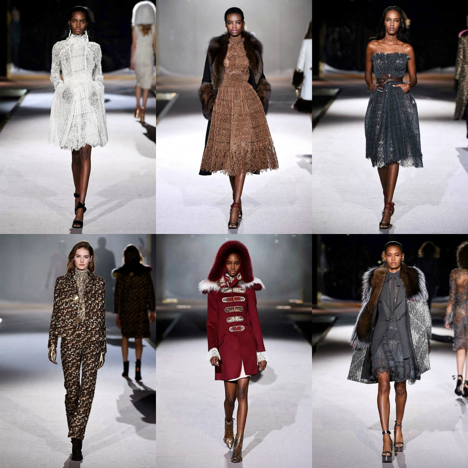 Eniwhere Fashion - sfilate - Milano Fashion Week - Ermanno Scervino
