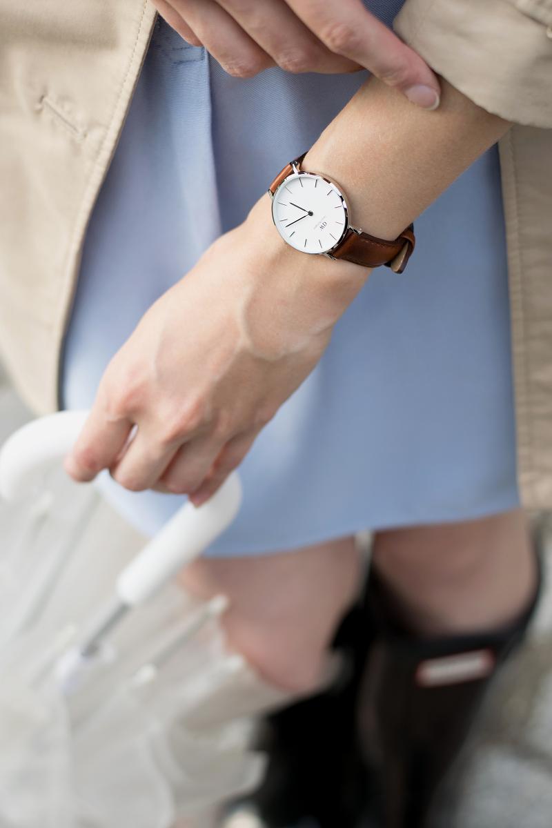 Idealny zegarek na jesień