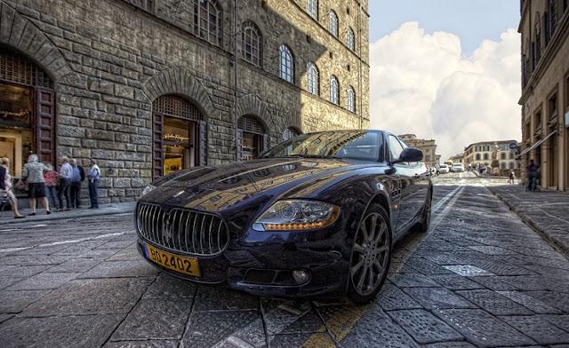 Aluguel de carro em Florença