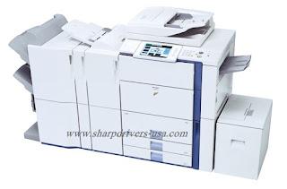 Sharp MX-6200N Printer Driver Downloads Mac, Windows, Linux