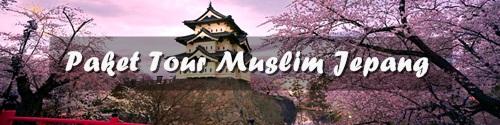 paket tour muslim jepang