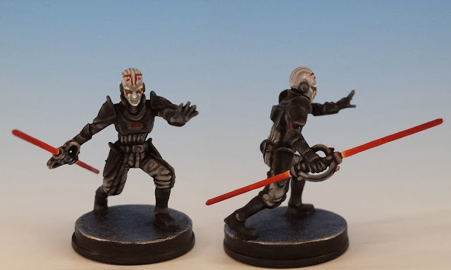 The Grand Inquisitor, FFG Imperial Assault (2016, sculpted by G. Storkamp)