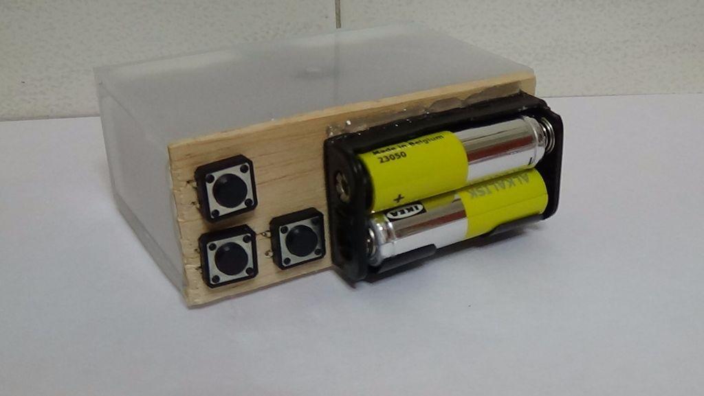 Arduino Based 7 Segment Display Clock ~ Arduino Tutorial